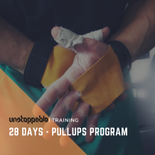 28 DAYS  PULLUPS PROGRAM